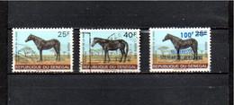 Timbres Oblitére Du Sénégal 1971 - Senegal (1960-...)
