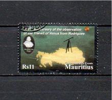 Timbre  Oblitére De L'ile Maurice  2011 - Mauritius (1968-...)