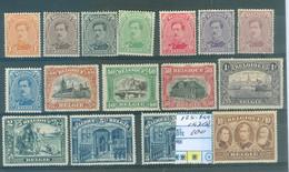 135-149 X Mais 147 (x)  Côte 595€ - 1915-1920 Albert I