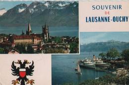 Lausanne-Ouchy - Schweiz - 2 Bilder - VD Waadt