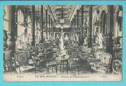 * Paris (Dép 75 - Capital De La France) * Au Bon Marché, Galerie De L'ameublement, Magasin, Boutique, TOP, Rare - Autres