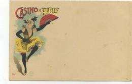 ILLUSTRATEUR - CASINON DE PARIS - PAL - PRECURSEUR - CINOS Paris - CABARET - Otros Ilustradores
