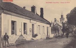 Côte-d'Or - Molesme - Bureau De Poste - Other Municipalities
