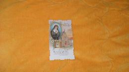 IMAGE RELIGIEUSE ANCIENNE ...SAINTE MARGUERITE MARIE PRIEZ POUR NOUS..PROMESSES DE N.S. - Devotieprenten