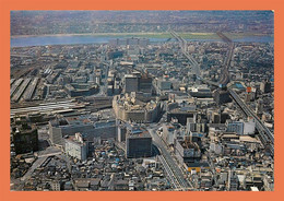 A647 / 099 OSAKA An Aerial View Of Downtown - Non Classificati