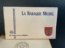 La Baraque Michel Boekje Postkaarten - Malmedy