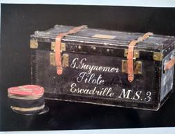 CPM  Képi Et Malle De Georges Guynemer - 1915-1917- Musée De L' Emperi - TBE - Uniforms