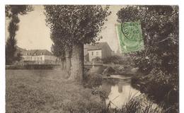 Athus: Le Pont Rue Du Prix Nobel (aujourd'hui Place Du Marché) - Aubange