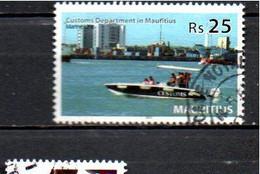 Timbre  Oblitére De L'ile Maurice  2012 - Mauritius (1968-...)