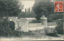 80 PERONNE / Les Fortifications / - Peronne
