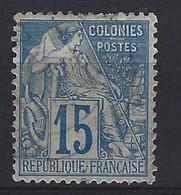 FRANCE COLONIE émissions Générales N° 51 Obl - Alphee Dubois