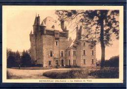 43. Retournac. La Château De Vaux - Retournac