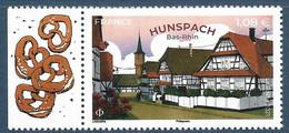 Hunspach - Le Village Préféré Des Français BDF (2021) Neuf** - Ongebruikt