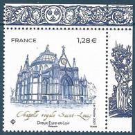 Chapelle Royale Saint-Louis - Dreux BDF (2021) Neuf** - Ongebruikt
