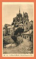 A709 / 435 50 - LE MONT SAINT MICHEL Rue Des Remparts - Le Mont Saint Michel