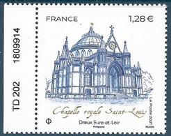 Chapelle Royale Saint-Louis - Dreux BDF (2021) Neuf** - Neufs