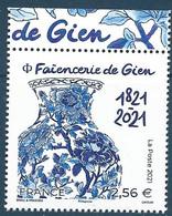Faïencerie De Gien 1821-2021 BDF (2021) Neuf** - Neufs