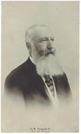 S.M.Léopold II Roi Des Belges - Royal Families