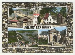 39 - Salins-les-Bains - Multivues - Autres Communes