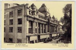ANTWERPEN - De Grand Bazar - Gezien Van De Groenplaats - ANVERS - Le Grand Bazar - Vu De La Place Verte - Antwerpen
