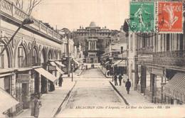 H0707 - ARCACHON - D33 - La Rue Du Casino - Arcachon