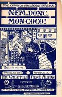 MEUSE - CHANSON MEUSIENNE GRIVOISE - NEM-DONC MON COCO - 1933 - TB ETAT - - Andere