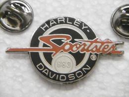 Pin's Moto HARLEY DAVIDSON SPORTSTER 883 - Pin Badge Motos EGF - Motos