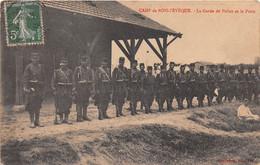 CAMP DE BOIS L'EVEQUE - La Garde De Police Et Le Poste - Other Municipalities