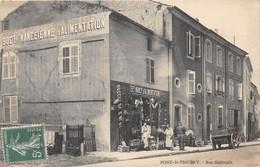 PONT ST VINCENT - Rue Nationale - Société Nancéienne D'alimentation - Other Municipalities
