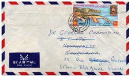 Muscat Oman Mascate 1975 - Lettre Cover Brief - Oman