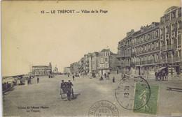 76 - Le Tréport (Seine-Maritime) - Villas De La Plage - Le Treport