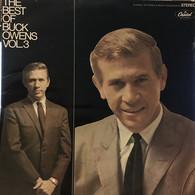 * LP *  BUCK OWENS - THE BEST OF BUCK OWENS VOL.3 (Holland 1969) - Country En Folk