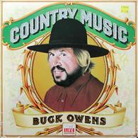 * LP *  BUCK OWENS - COUNTRY MUSIC (USA 1981 EX!!!) - Country En Folk