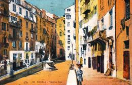 20 - Corse -  BASTIA - Vieille Rue - Bastia