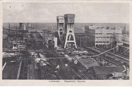 2850204Lutterade, Staatsmijn Maurits (poststempel1930)(zie Hoeken) - Mines