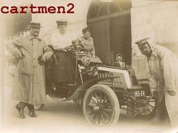 PHOTOGRAPHIE ANCIENNE : AUTOMOBILE VOITURE CAR TACOT CHAUFFEUR - Automobili