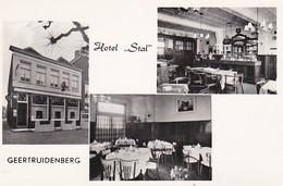 254927Geertruidenberg, Hotel ,,Stal'' (FOTO KAART) - Geertruidenberg