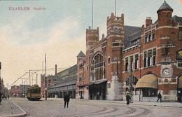484013Haarlem, Station. (zie Hoeken) - Haarlem