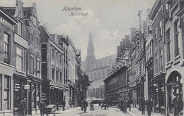 484017Haarlem, Zijlstraat Bij Avond. 1908. (zie Hoeken) - Haarlem