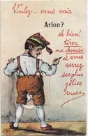 ARLON - AARLEN - LEPORELLO - 1931 - Arlon