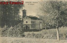 GRAGLIA ORATORIO DI CAMPRA PIEMONTE ITALIA - Non Classés