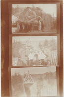 Carte Photo Foto - ARLON - AARLEN - 1910 - Militair Militairen 1e Wereldoorlog 1914-1918 - Arlon