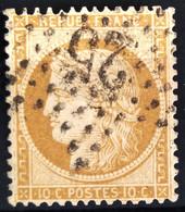 FRANCE                        N° 36                    OBLITERE - 1870 Siege Of Paris