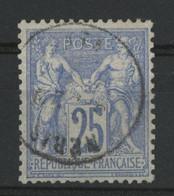 N° 68 Sage Type I (N Sous B) Cote 85 €, Oblitéré (voir Description) - 1876-1878 Sage (Type I)