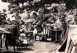 CPSM - DAHOMEY - Le Marché De La Lagune ... - Edition Photo-Véritable - Dahomey