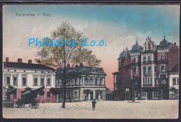 Tarnowitz, Ring, Written, Not Mailed, 1920 - Polonia