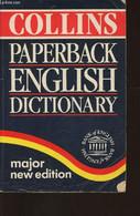 Collins Paperback Dictionary - Collectif - 1996 - Dictionaries, Thesauri