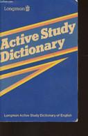 Longman Active Study Dictionary Of English - Collectif - 1983 - Dictionaries, Thesauri
