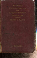 Nugent's French-English And English-French Dictionary - Brown & Martin - 0 - Dictionaries, Thesauri
