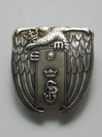 SUPERBE Insigne POLOGNE - Odznaka Szkoła Podchorążych Piechoty   ***** EN ACHAT IMMEDIAT **** - Zonder Classificatie